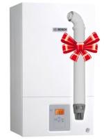 Котел газовый Бош Bosch Gaz 6000 WBN 6000 - 18 C (турбо)